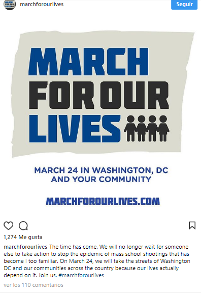 mARCH LIVES